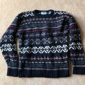 Vintage Forrestel wool sweater